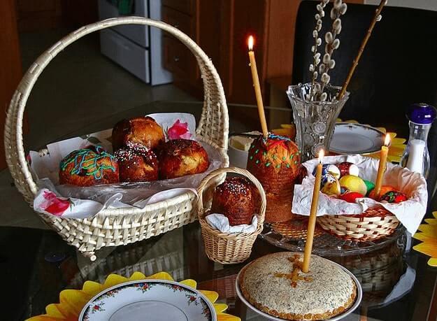 Easter Food Celebrations