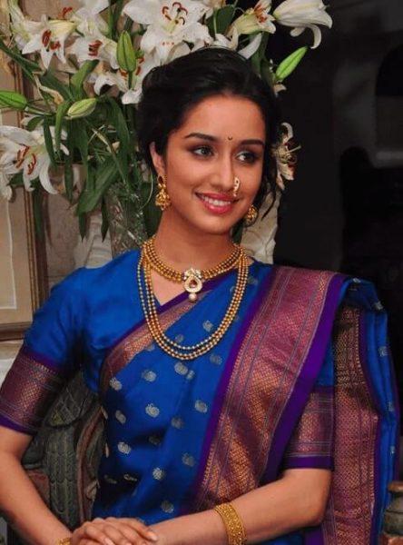 Flaunt that Marathi Look