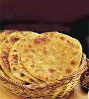 Makhani Roti