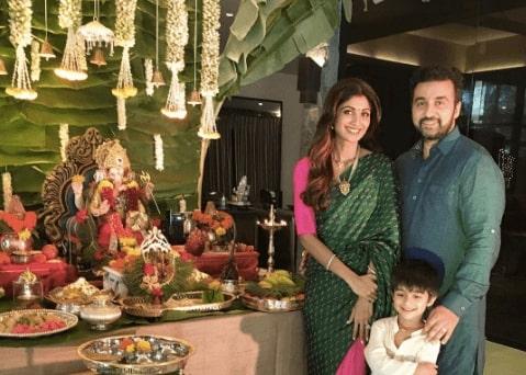 Ganesh Chaturthi Celebrations By Bollywood Celebs