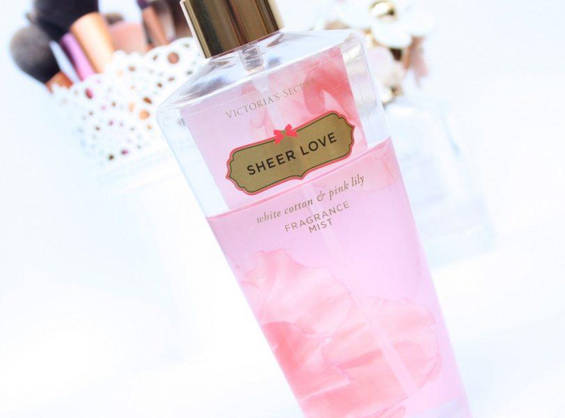Victoria Secret Sheer Love Body Mist