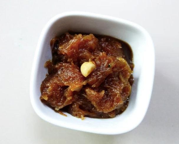 Navratri Recipe Red Pumpkin Halwa