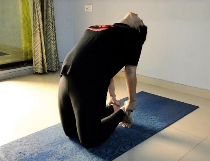 Top Ten Benefits Of Ustrasana-Camel Pose