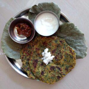 Moringa Paratha