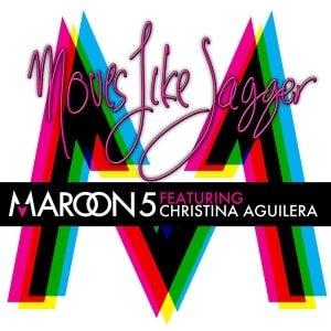 Moves Like Jagger - Maroon 5 feat. Christina Aguilera