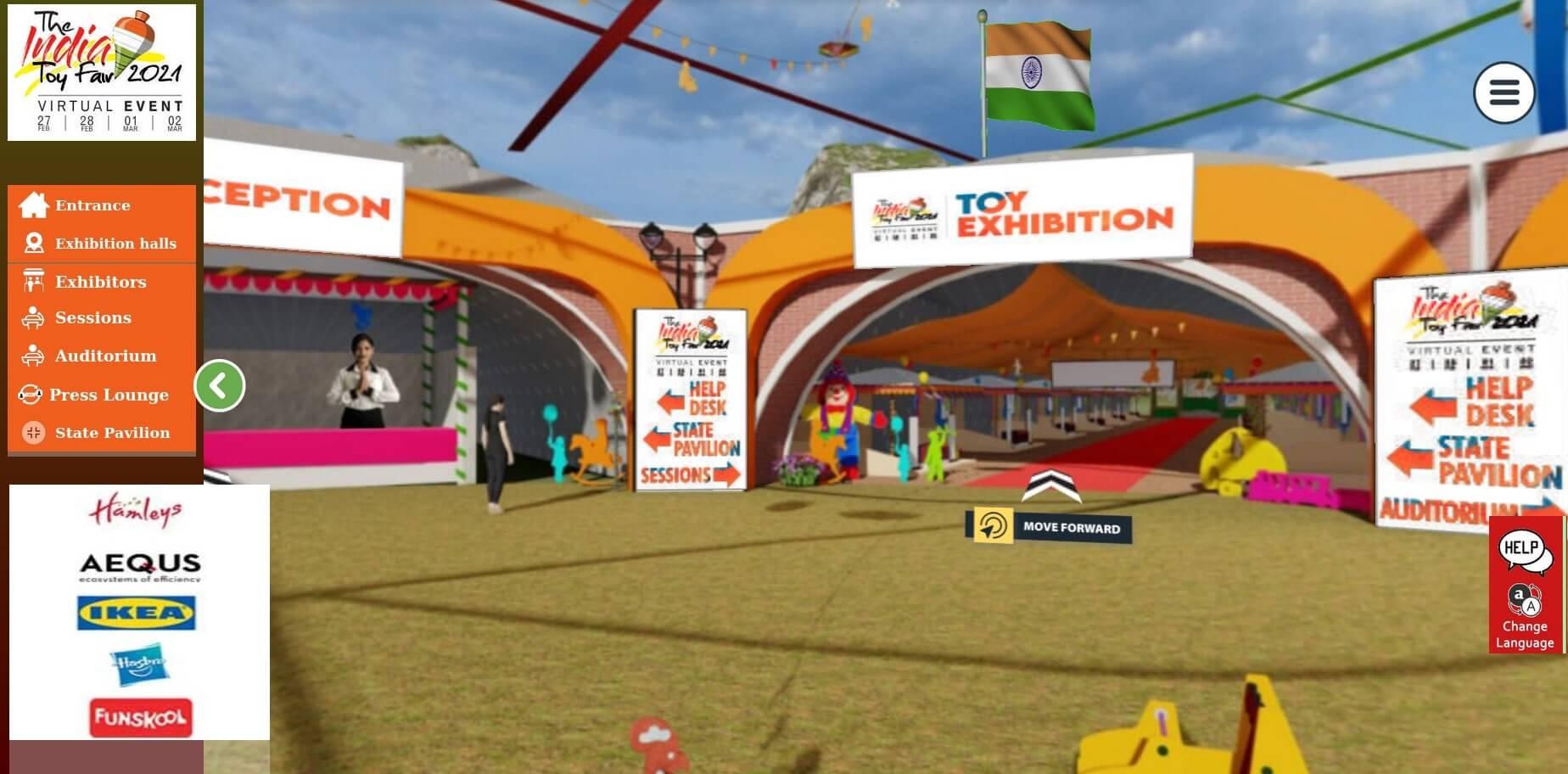 Virtual Toy Fair