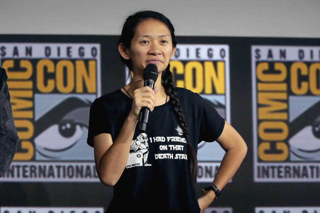 Chloe Zhao : Gage Skidmore