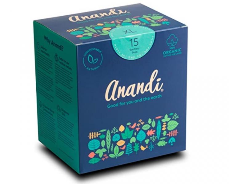 Anandi Sanitary Pads