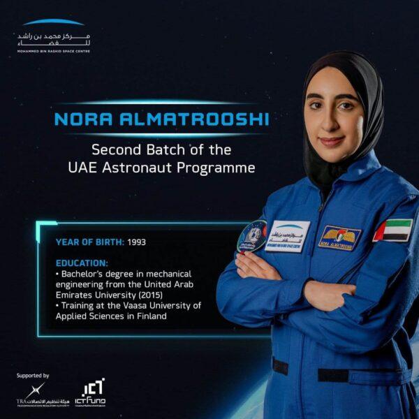 Noura Al Matroushi