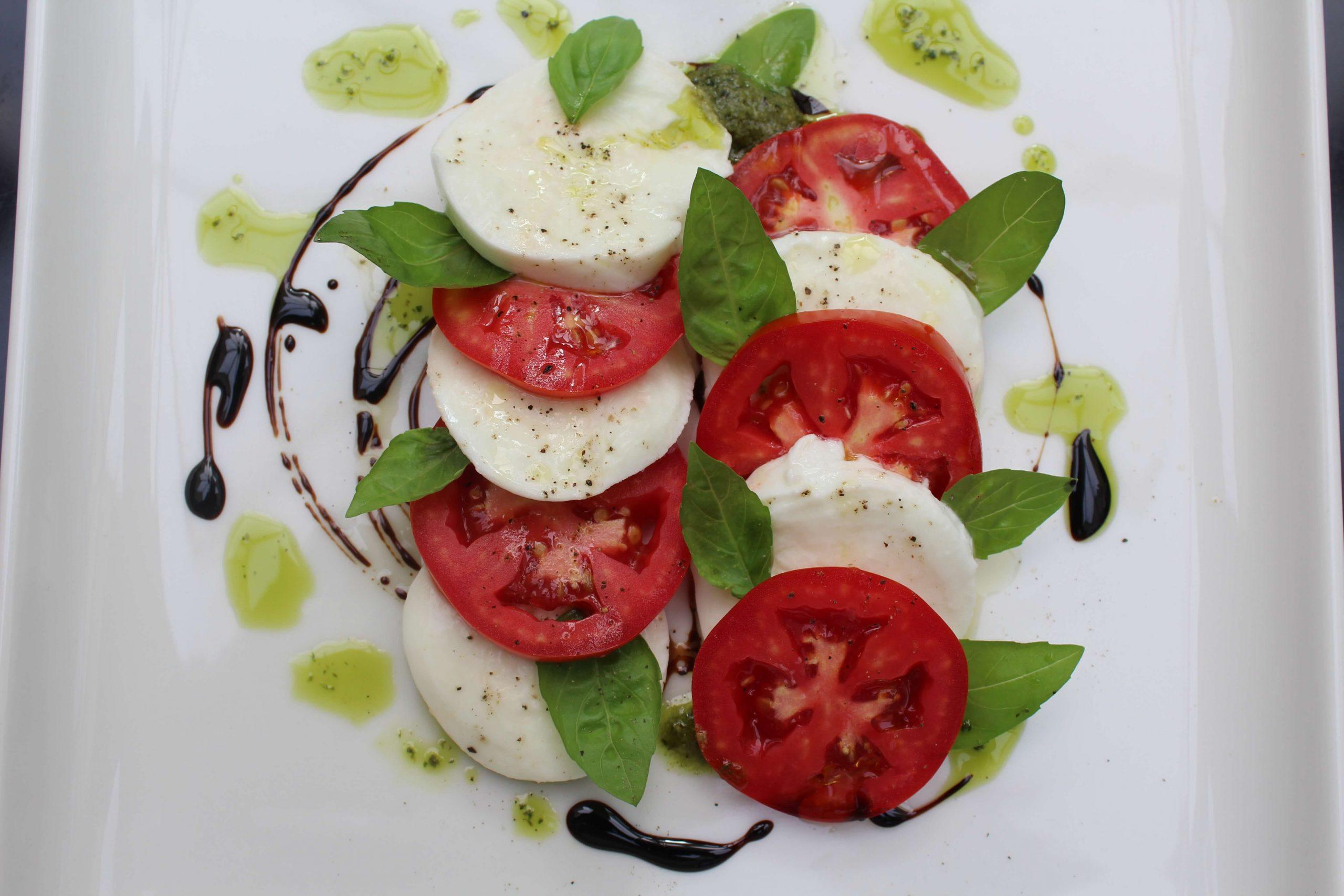 Caperese Salad