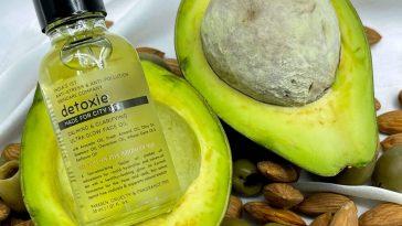 Detoxie Launches Avocado Based Face Oils