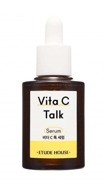 ETUDE Vitamin C-Talk Serum