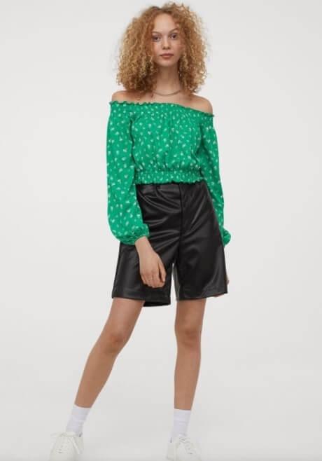 HM Green Fashion