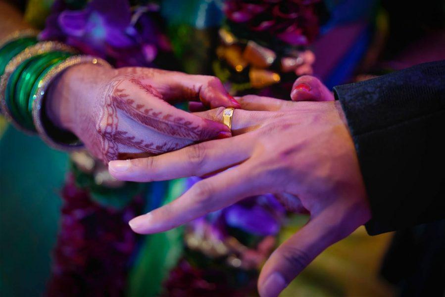 Indian Wedding Rings Exchange