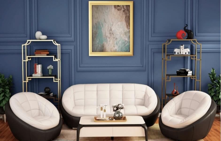 Opulent Advance three Seater Sofa
