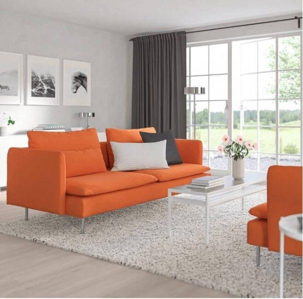 Soderhamn 3-seater sofa