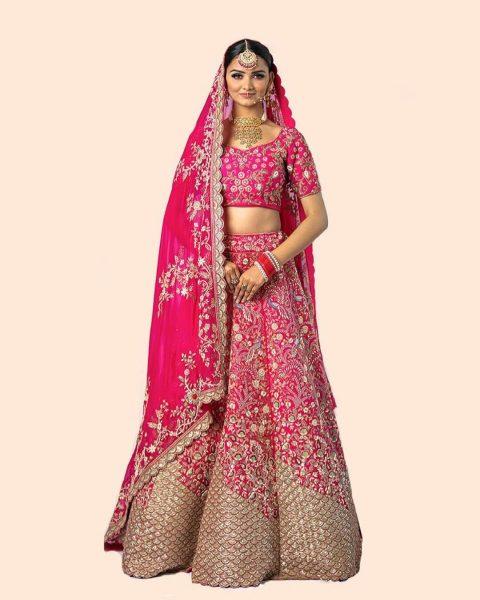 Wedding Lehenga online