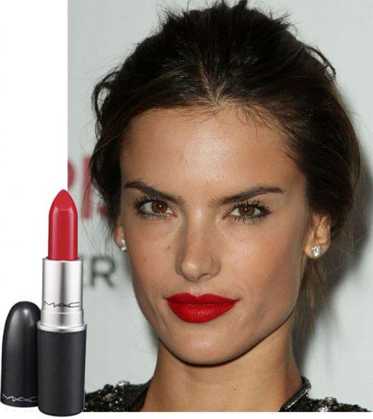 MAC Retro Matte Ruby Woo Lipstick