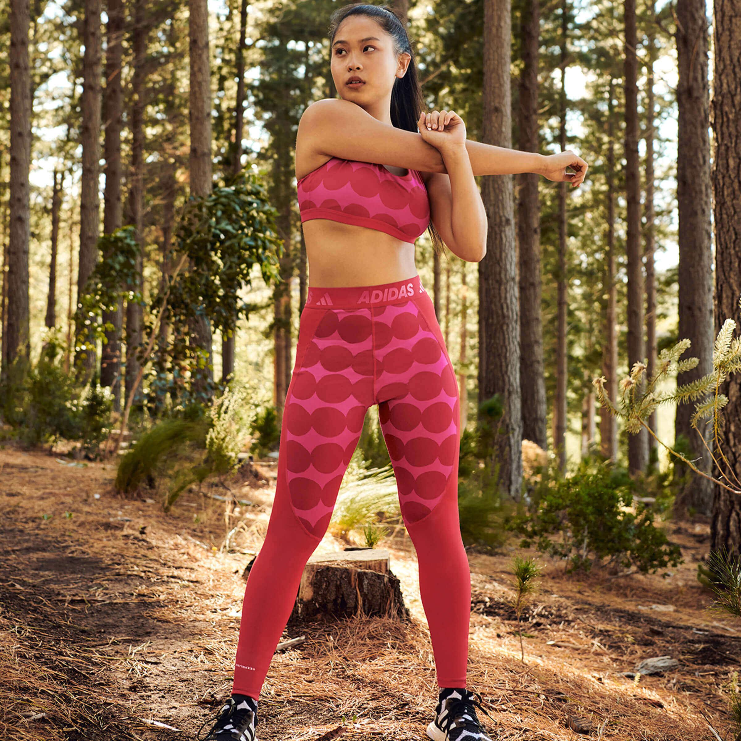 Adidas x Marimekko Graphic Cycling Jersey