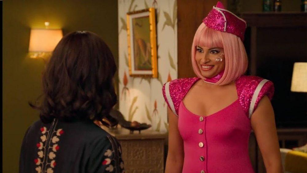 The Pink Cosplay Nurse Look