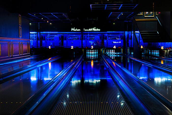Game Palacio Bowling Experience