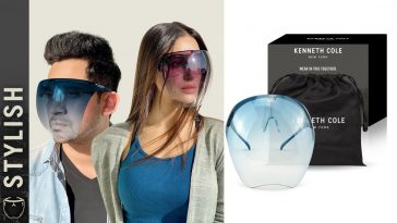 Kenneth Cole Face Shield