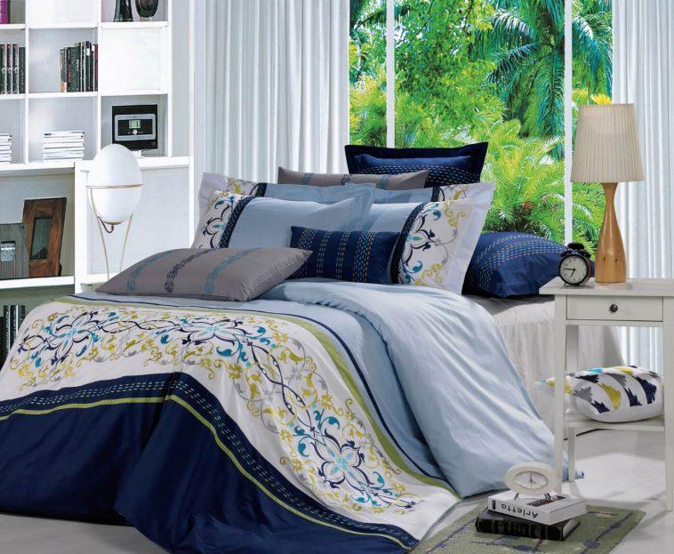 Maishaa Thread Art Collection Bed Linen 1
