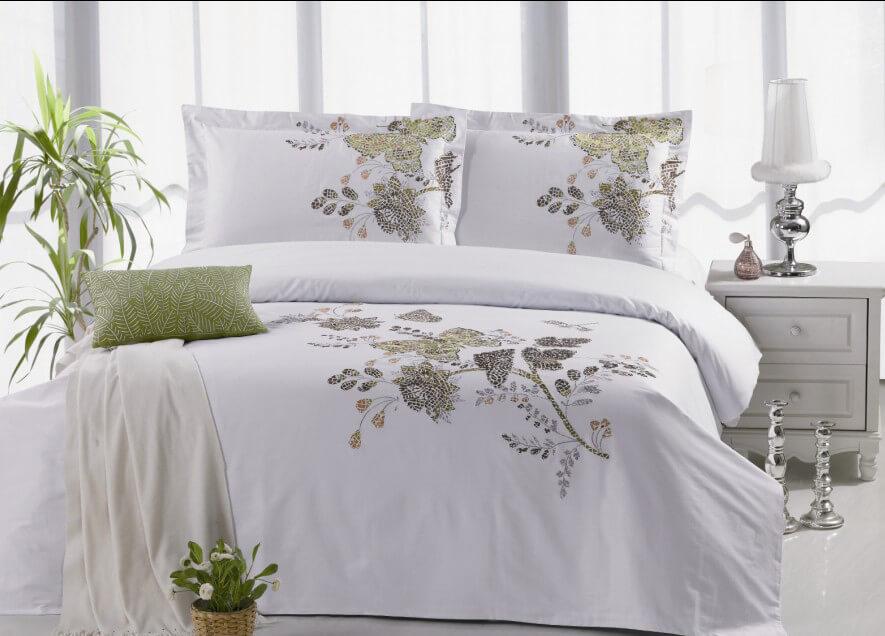 Maishaa Thread Art Collection Bed Linen 2