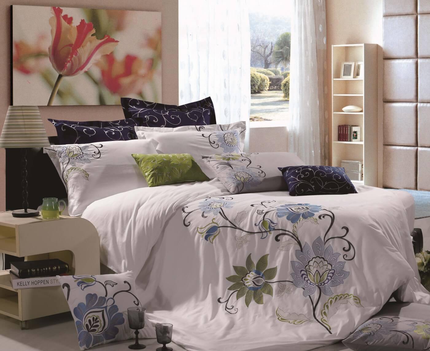 Maishaa Thread Art Collection Bed Linen 3