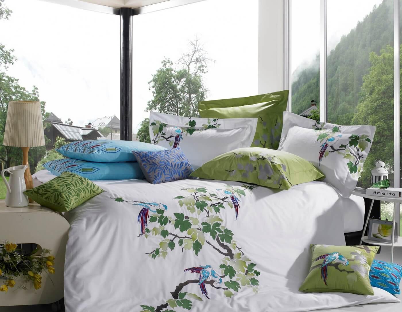 Maishaa Thread Art Collection Bed Linen 4