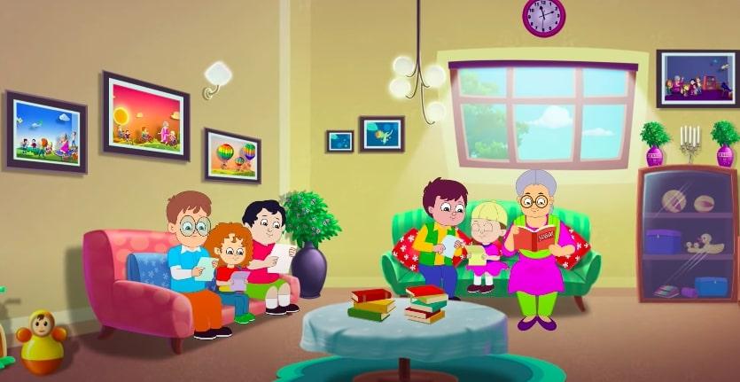 Woka Granny Stories Collection Season 2
