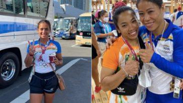 women squad at olympics 2020