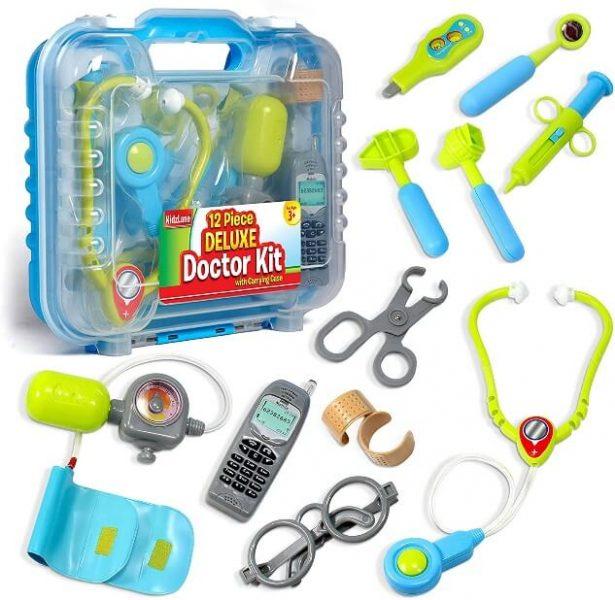Medical Kit or Doctor Set