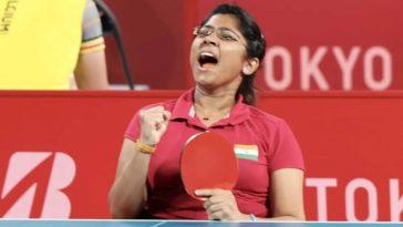Bhavina Patel Tokyo Paralympics 2020