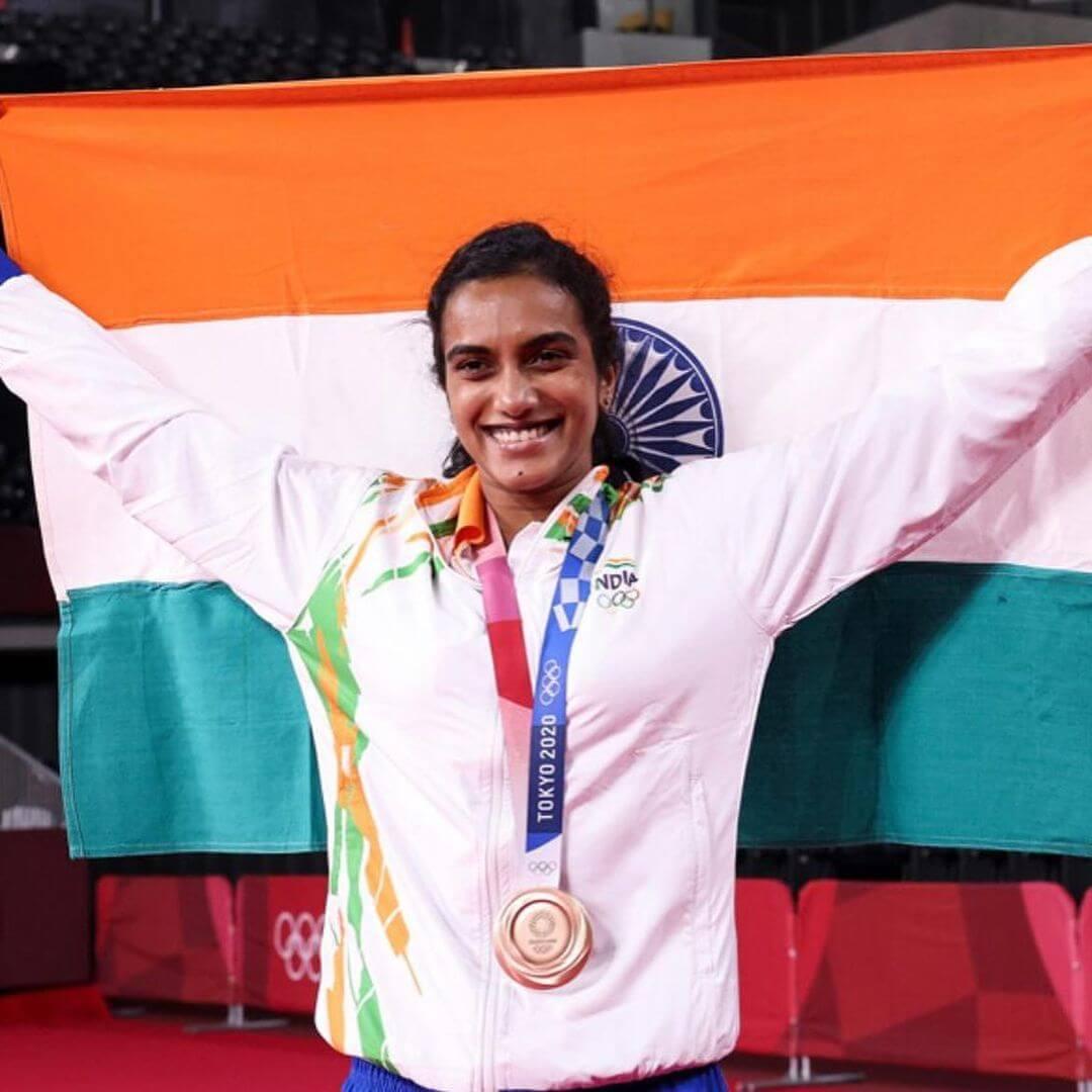 P V Sindhu Olympics 2020