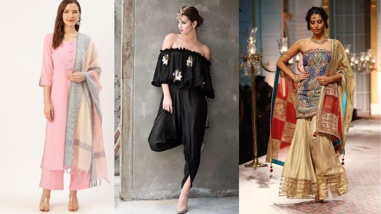 Top Trends in Salwar Suit