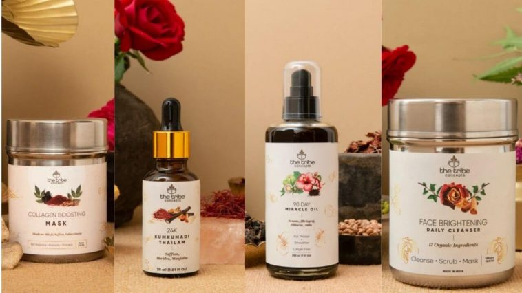 Ayurvedic Solution To All Your Skin Problems By The Tribe Concepts