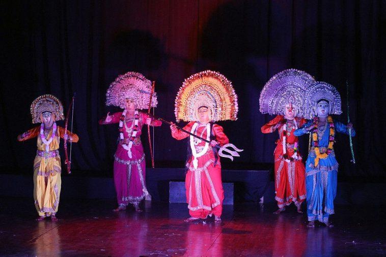 Bhowanipur 75 Palli puja committee to Celebrate World Daughters Day Chhau Dancers