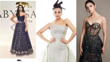 Corset Gowns Are in Trend and Here's the Proof