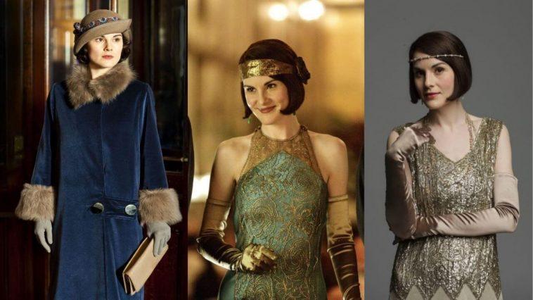 Downton Abbey 7 Extravagant Styles of Lady Mary aka Michelle Dockery