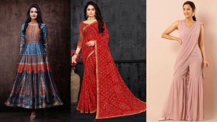 Festive Season: Top 10 Navratri Dresses To Buy under Rs. 2000