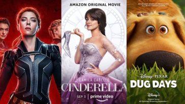 Latest OTT Releases Cinderella, Money Heist, Dug Days, Good Girls and More to Binge-Watch This Weekend