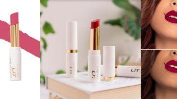 MyGlamm LIT Creamy Matte Lipsticks new shades