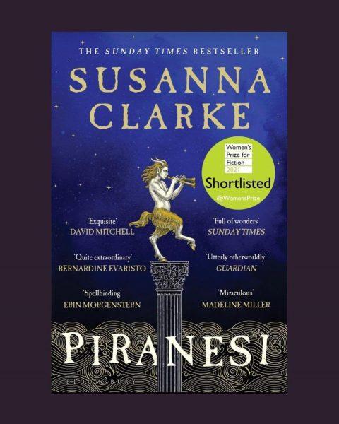 Womens Prize for Fiction 2021 Susanna Clarkes Piranesi