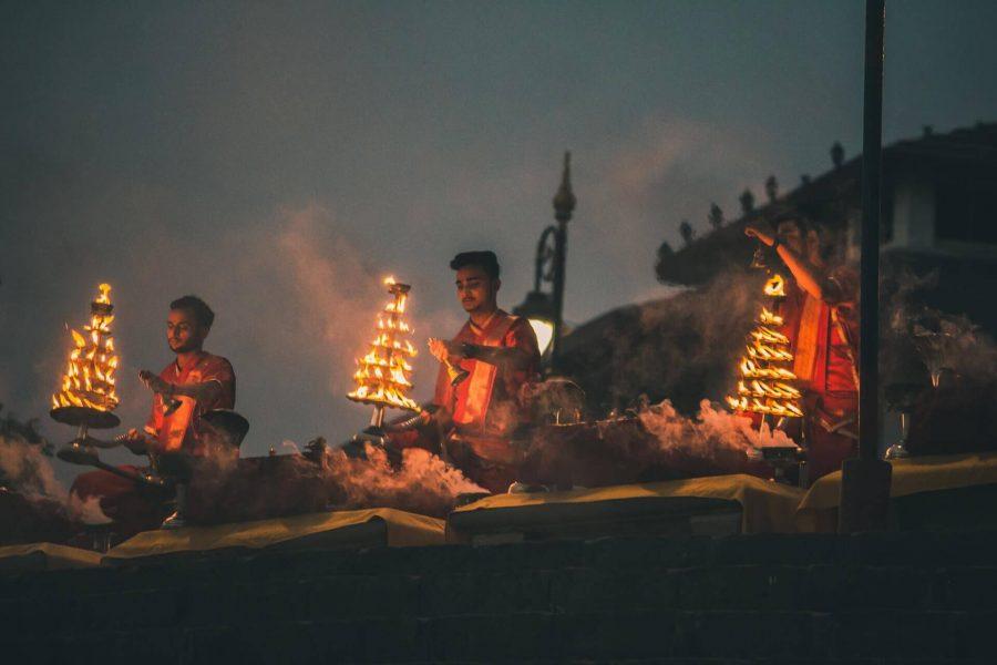 World Rivers Day Sacred Ganga Aarti