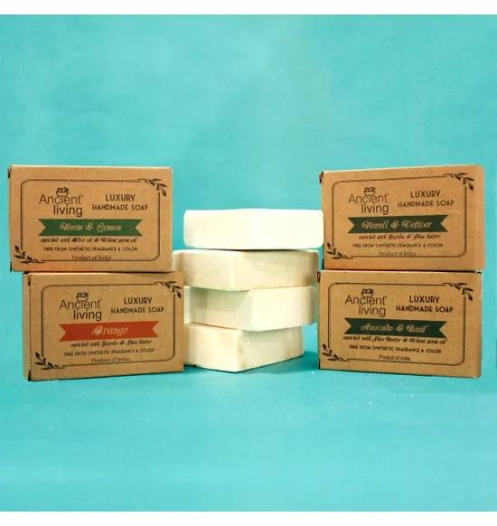 Ancient Living Luxury Handmade Soaps