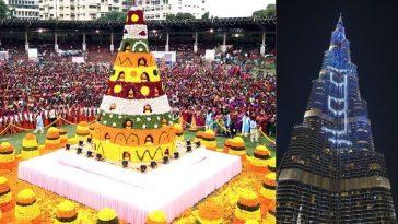 Bathukamma Telangana's Flower Festival to Be Screened on Burj Khalifa