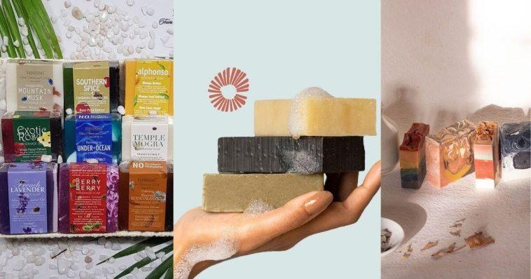 Top 10 Handmade Soap Brands in India