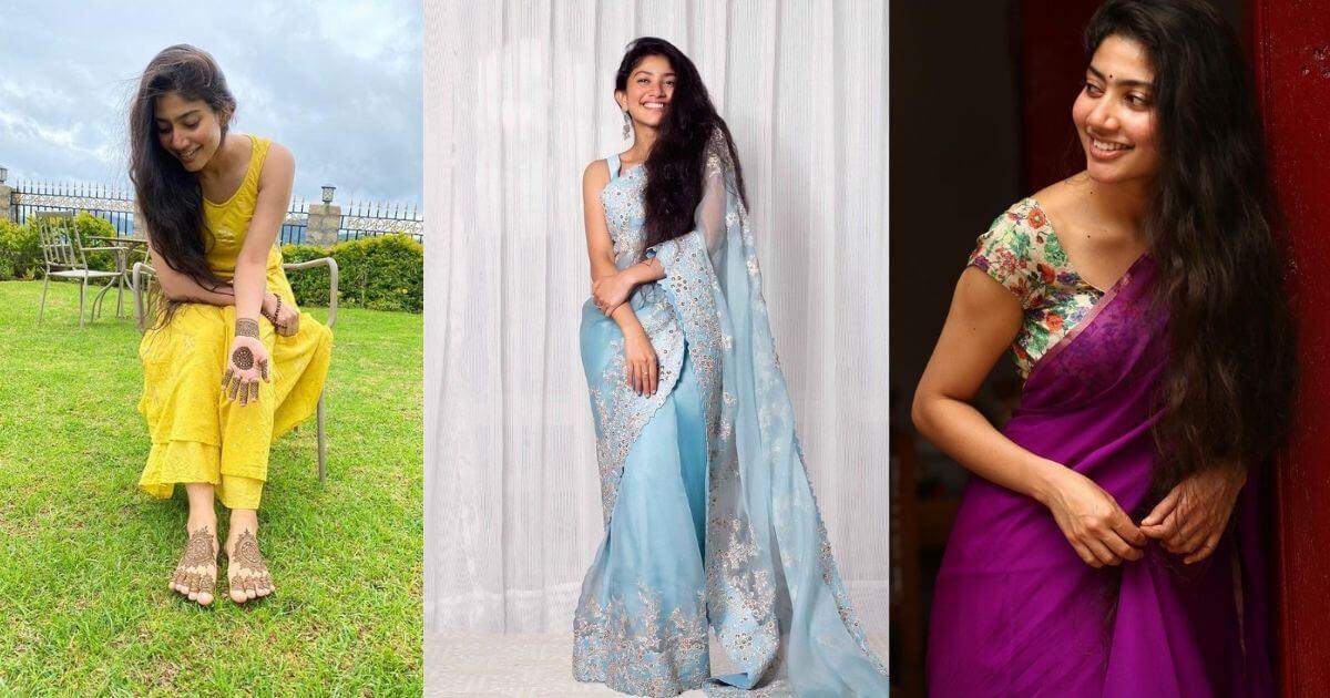 Top 7 Looks of Sai Pallavi to Try This Festive Season